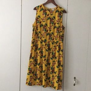 Floral sleeveless a new day dress